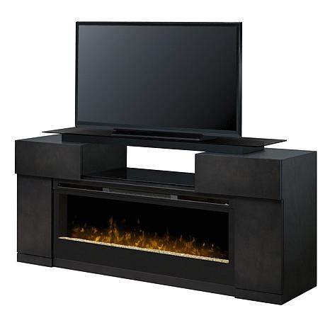 Dimplex Concord Media Console Electric Fireplace - 7332822 | HSN