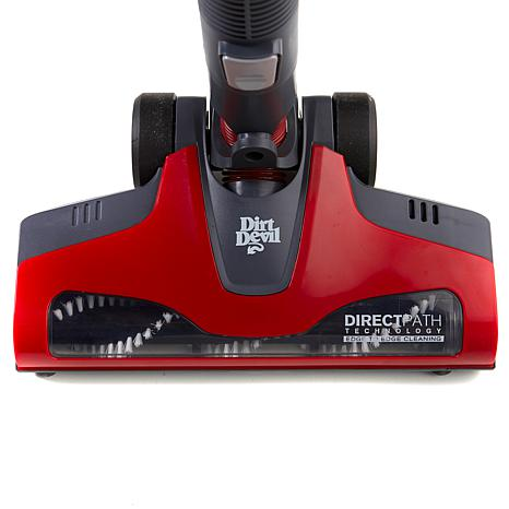 Dirt Devil Bagless Stick Vacuum With 360 Degree Reach 8690248 Hsn