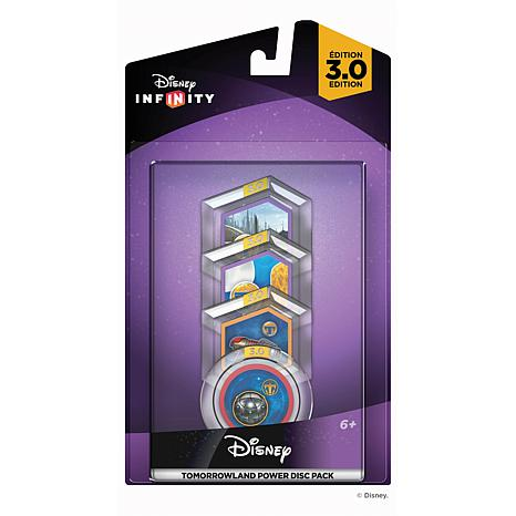 Disney Infinity 3: Tomorrowland Disc