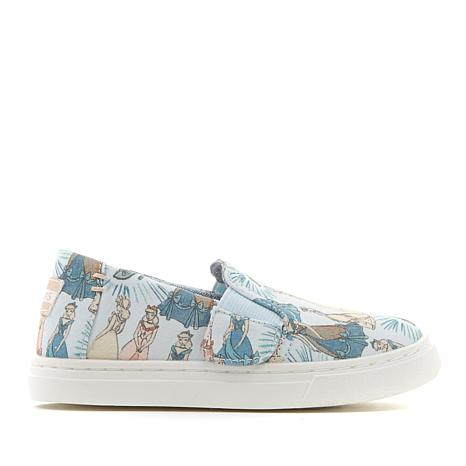 Disney x TOMS Cinderella Tiny Luca Slip-On
