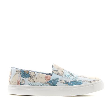 Disney x TOMS Cinderella Youth Luca Slip-On