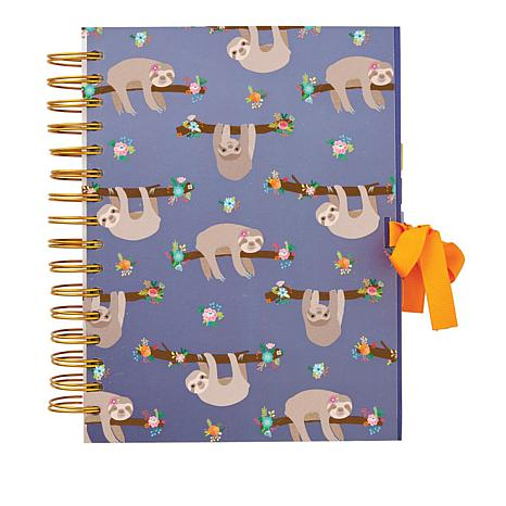 docrafts Noteworthy Planner - It's A Sloths Life