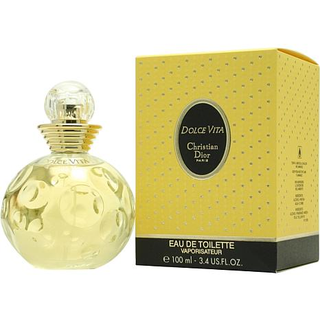 Dolce Vita by Christian Dior EDT Spray - Women 3.4 oz.