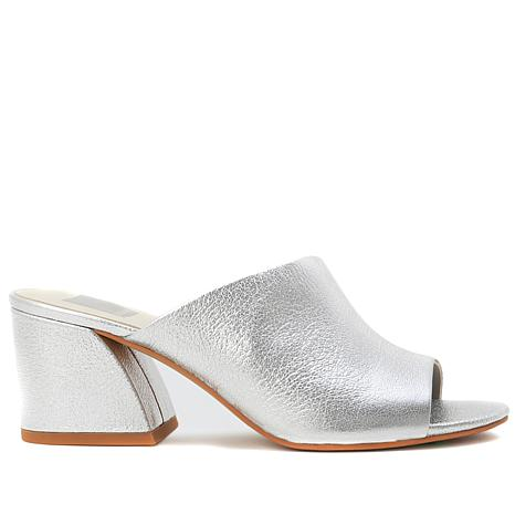 Dolce Vita Juels Leather Open-Back Mule