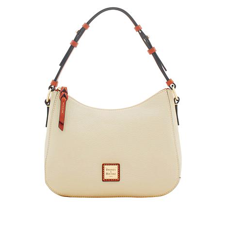 f99716102 Dooney & Bourke Kiley Pebble Leather Small Hobo - 8899825 | HSN