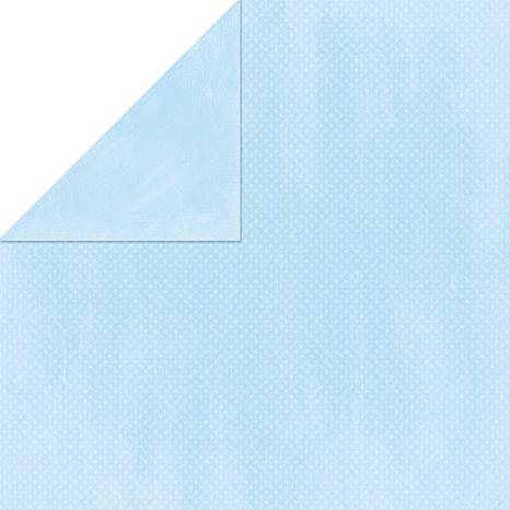 Double Dot Textured Cardstock - Powder Blue