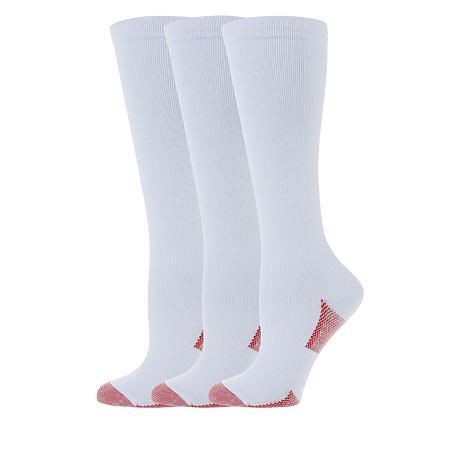 DPL Nanocrystal Tec Compression Socks 2-pack