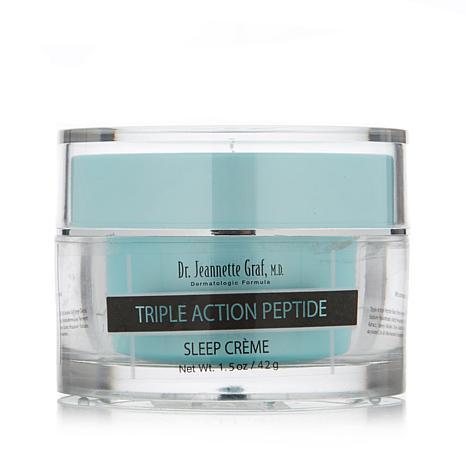 Dr. Jeannette Graf Triple Action Peptide Sleep Crème