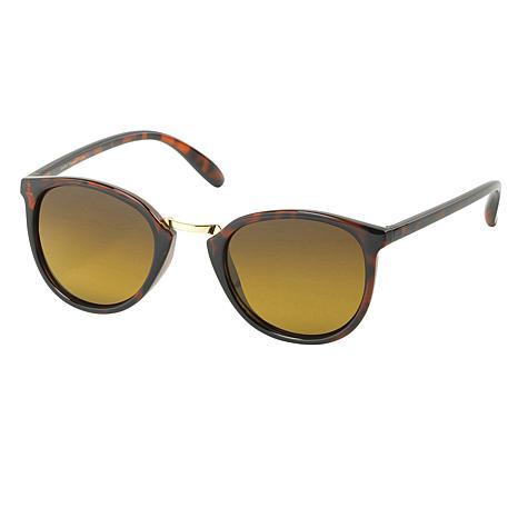 Eagle Eyes Luna Tortoise TriLenium Polarized Sunglasses