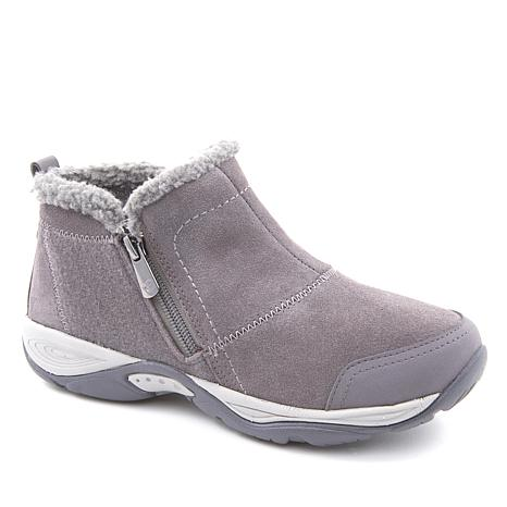 6aeed82dfbcc3 easy spirit Embark Suede Weather Bootie