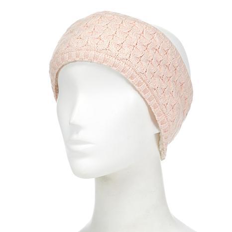 Echo Honeycomb Knit Headband