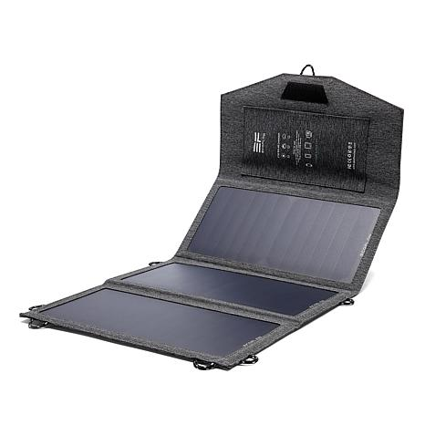 EcoFlow Tech Portable, Durable 21-Watt Solar Panel
