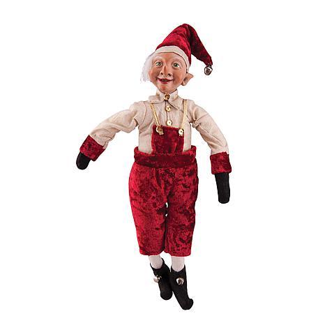 Ellery Elf Figurine - 9684524 | HSN