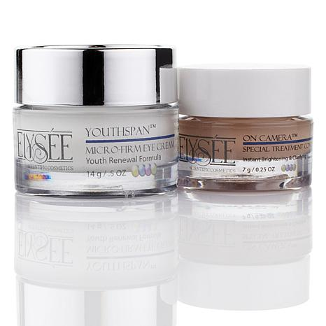 Elysee Brighten and Firm Eye Duo