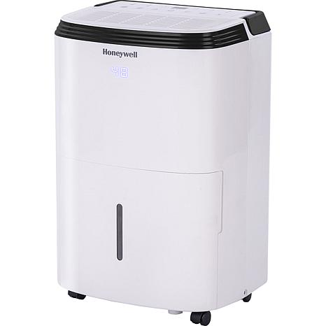 Energy Star 50-Pint Dehumidifier with Washable Filter