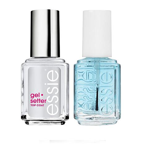 Essie Base and Top Coat Duo