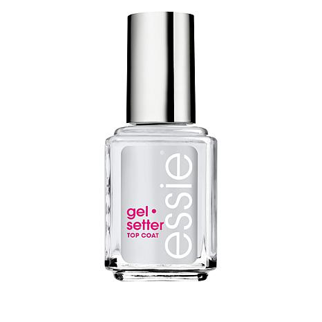 Essie Gel Setter Top Coat - 8452498 | HSN
