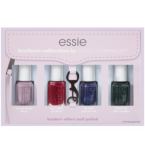 Essie Rebecca Minkoff Nail Lacquer Mini 4 Piece Set