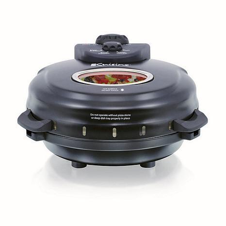 Euro Cuisine Electric Pizza Maker/Oven
