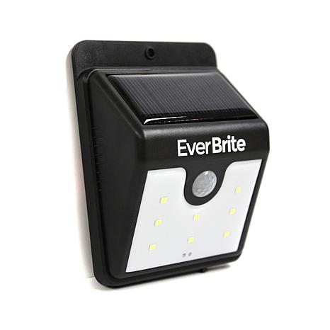 Everbrite deluxe 2 pack solar powered outdoor lights 8631798 hsn aloadofball Image collections