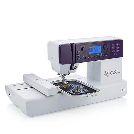 EverSewn Hero Embroidery Machine with Stitches & Embroidery Designs