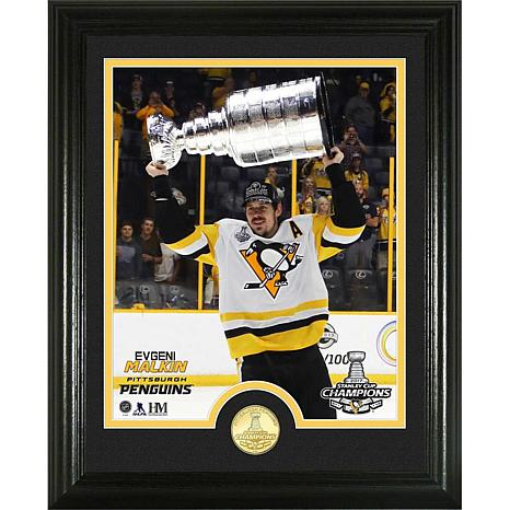 "Evgeni Malkin 2017 Stanley cup ""Trophy"" Coin Photo Mint"