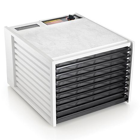 Excalibur 9-Tray Dehydrator with Preserve It Naturally Book