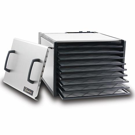 "Excalibur 9-Tray Dehydrator w/""Preserve It Naturally"""