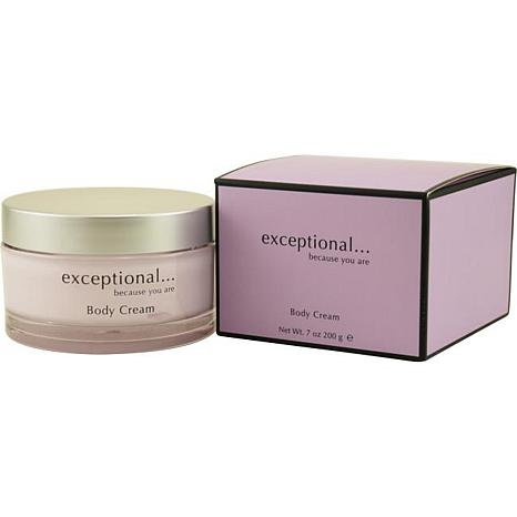 Exceptional-Because You Are 7 oz. Body Cream