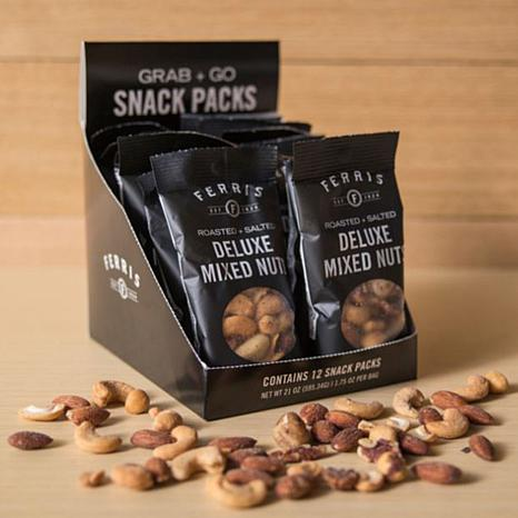 Ferris Company 24-count Grab 'n' Go Deluxe Mixed Nuts