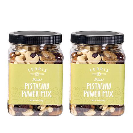 Ferris Company Pistachio Power 2-pack Raw Nut Mix