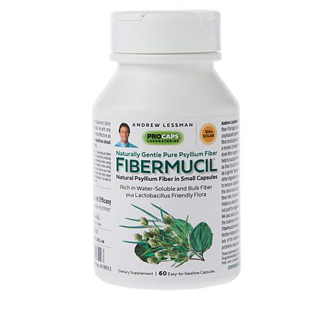Fibermucil - 60 Capsules