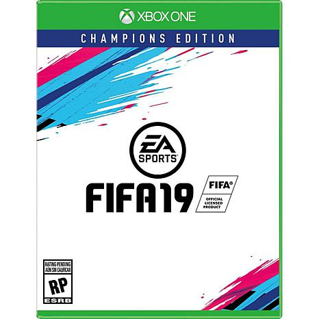"""""""FIFA 19"""" Champions Edition Game - Xbox One"""