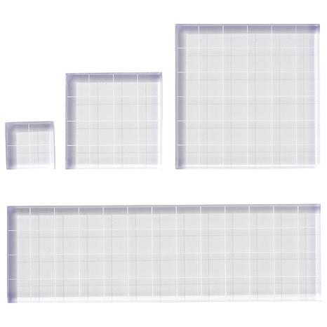Fiskars Stamp Block Set 4-pack