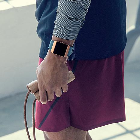 how to set up fitbit watch