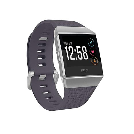 Fitbit Ionic Smartwatch and Activity Tracker with Band Set