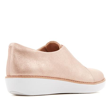 f66061a3a2b4 FitFlop Leather Laceless Derby Loafer - 8797685