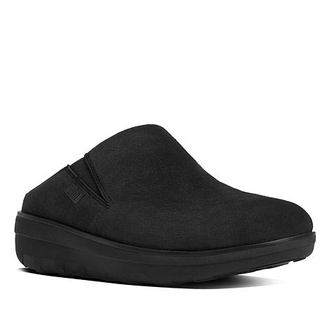 58a0cd6871bd FitFlop Loaff Suede Clog - 8471055