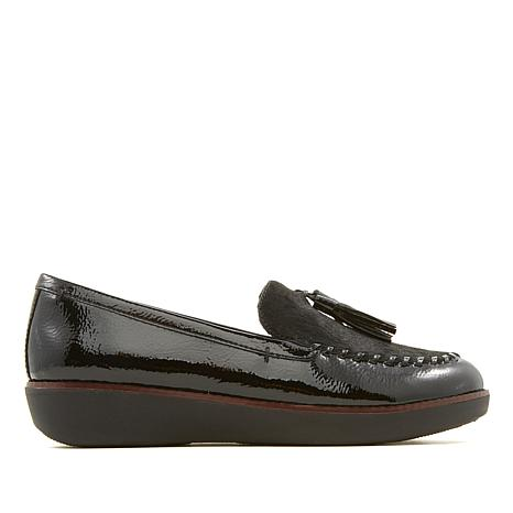 FitFlop Petrina Haircalf Tassel Loafer