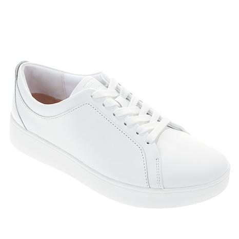 FitFlop Rally Leather Classic Sneaker