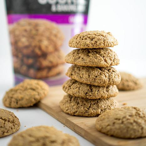FlapJacked 3-pack Protein Oatmeal Cookie Mix