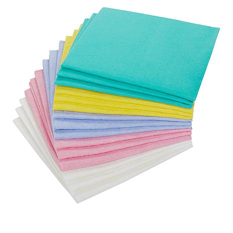 Flinka 15-piece Variety Pack Cleaning Cloths