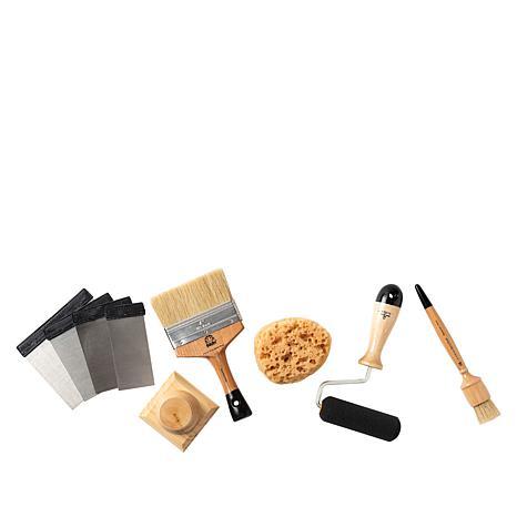 FolkArt 10-piece Applicator and Basic Tools Set