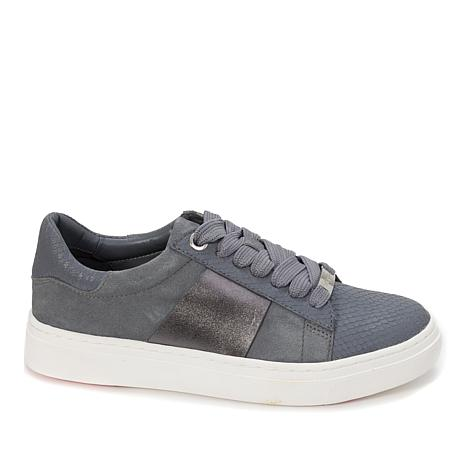 Foot Petals Fallon  Lace-Up Sneaker  with Cushionology®