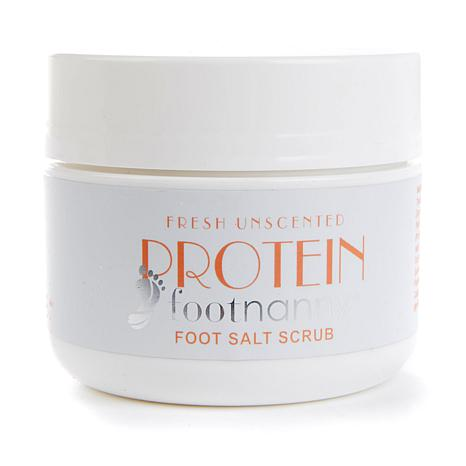 Footnanny Protein Foot Salt Scrub