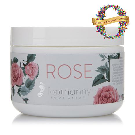 Footnanny Rose Foot Cream