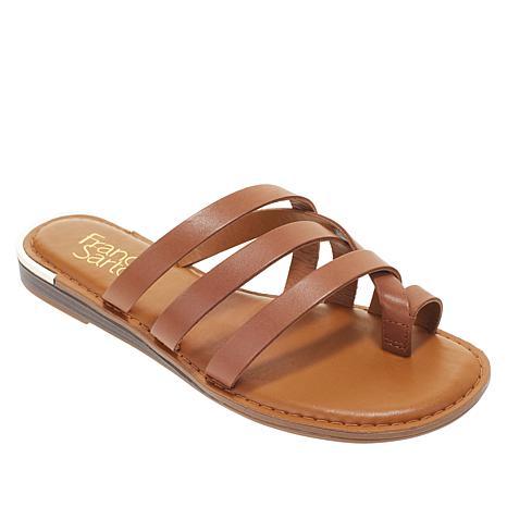 Franco Sarto Goddess Leather Sandal