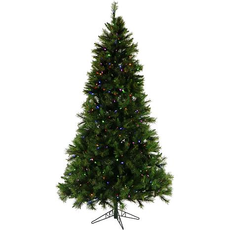 Fraser Hill Farms 7-1/2' Canyon Pine Tree - Multicolor