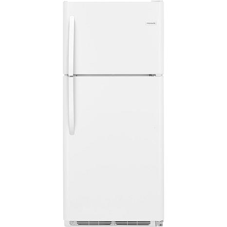 Frigidaire 20 Cu. Ft. Top Mount Refrigerator - White