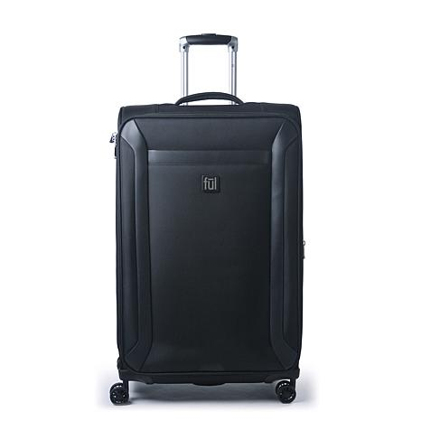 """FUL Heritage Classic Soft-Sided 31"""" Luggage Spinner"""